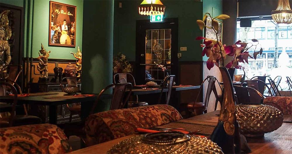 Restaurant My Thai Son Rotterdam